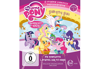My Little Pony - Staffel 1 - Galloping Gala - (Blu-ray)