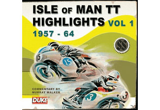 Tt Isle Of Man - TT Highlights Vol.1 1957-1964 - (CD)
