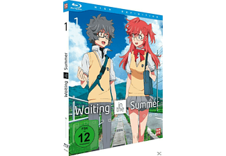 Waiting in the Summer, Box 1 (Episoden 1-6) - (Blu-ray)