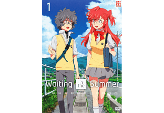 Waiting in the Summer, Box 1 (Episoden 1-6) - (DVD)