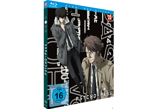Psycho-Pass - Vol. 2 Episode 7-12 - (Blu-ray)