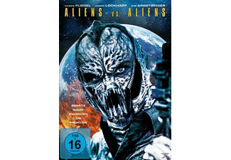 Aliens vs. Aliens - (DVD)