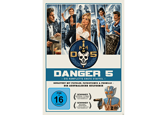 Danger 5 - Staffel 1 [DVD]