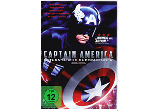 Captain America - Return of the Superavenger [DVD]