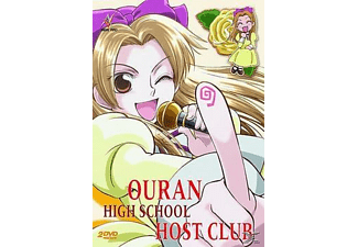Ouran High School Host Club - Vol. 1 - (DVD)