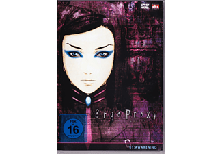 Ergo Proxy - Vol. 1 [DVD]