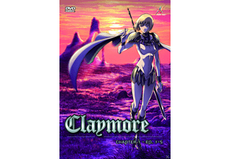 Claymore - Vol.1 - (DVD)