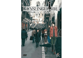 Gunslinger Girl - Vol. 1 - (DVD)