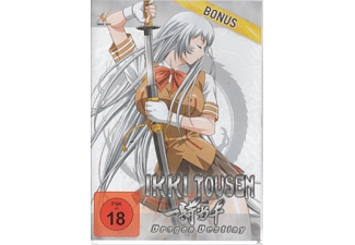 Ikki Tousen: Dragon Destiny -Staffel 2 Mini OVA - (DVD)