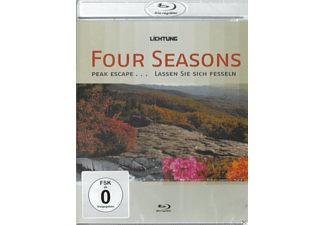 Four Seasons - Peak Escape - (Blu-ray)