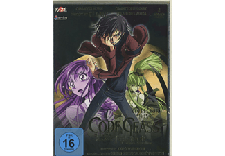 Code Geass: Lelouch of the Rebellion - Staffel 1 - Vol. 2 - (DVD)