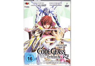 Code Geass: Lelouch of the Rebellion R2- 2.Staffel  - Box 3 [DVD]