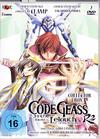 Code Geass: Lelouch of the Rebellion / Staffel 2 - ( DVD) - broschei