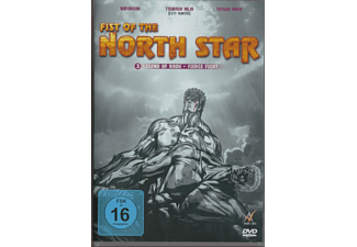 Fist of the North Star: Legend of Raoh - Fierce Fighting [DVD]