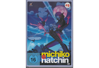 Michiko und Hatchin - Vol. 3 [DVD]