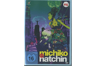 Michiko und Hatchin - Vol. 5 - (DVD)