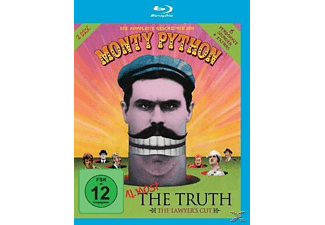 Monty Python – Almost The Truth - The Lawyer´s Cut [Blu-ray]