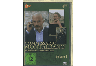 Commissario Montalbano - Season 1 - (DVD)