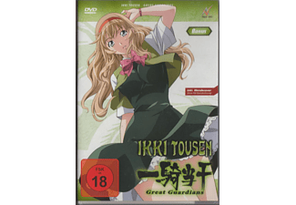 Ikki Tousen: Great Guardians - Staffel 3 Bonus [DVD]
