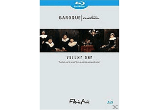 Baroque Motion, Volume 1 - (Blu-ray)