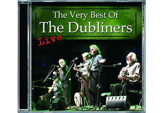 The Dubliners - The Very Best Of The Dubliners-Live [CD]