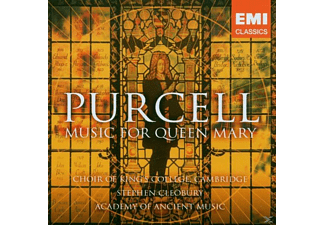 Kings College Choir Cambridge - Music For Queen Mary - (CD)