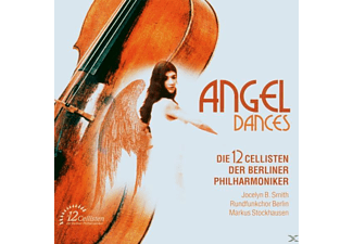 Die 12 Cellisten Der Berliner Philharmoniker - Angel Dances [CD]