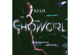 Kylie Minogue - Showgirl Homecoming Live - (CD)