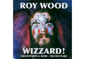 Roy Wood - The Wizzard!-Greatest Hits And - (CD)