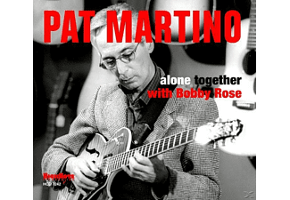Pat Martino - Alone Together [CD]