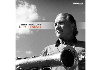 Jerry Bergonzi - Shifting Gears [CD]