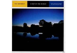 Pat Metheny - A Map Of The World - (CD)