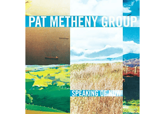 Pat Metheny, Pat Metheny Group - Speaking Of Now - (CD)