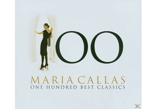 Maria Callas - Best Callas 100 - (CD)