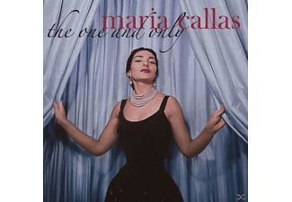 Maria Callas - The One And Only [CD]