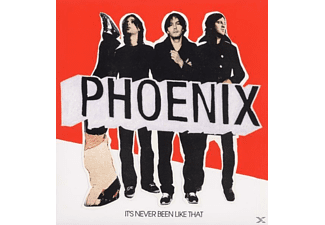 Phoenix - It's Never Been Like That [Vinyl]