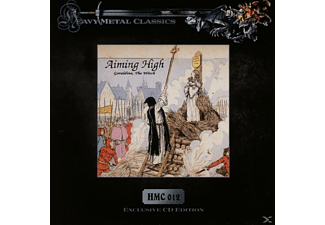 Aiming High - Geraldine, The Witch - (CD)