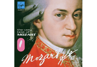VARIOUS - Best Of Mozart, The Very [CD]