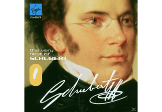 VARIOUS - Best Of Schubert, The Very - (CD)