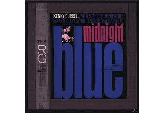 Kenny Burrell - MIDNIGHT BLUE (RVG) - (CD)