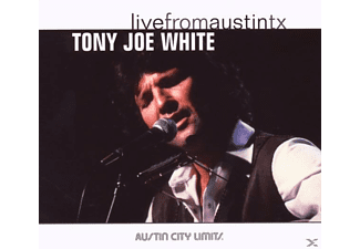Tony Joe White - Live From Austin Tx - (CD)