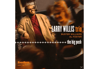 Larry Trio Willis - The Big Push - (CD)