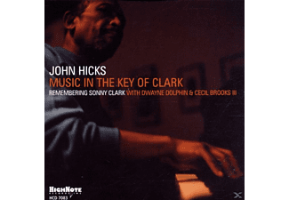 John Hicks - Music In The Key Of Clark - (CD)