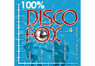 VARIOUS - DISCO FOX 100 4 - (CD)