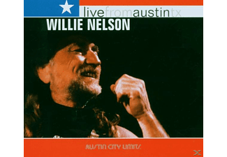 Willie Nelson - Live From Austin Tx - (CD)
