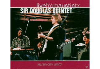 The Sir Douglas Quintet - Live From Austin Tx [CD]