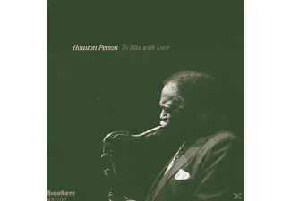 Houston Person - To Etta With Love - (CD)