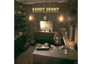 Sy Denny, Sandy Denny - The North Star Grassman And The Ravens [CD]