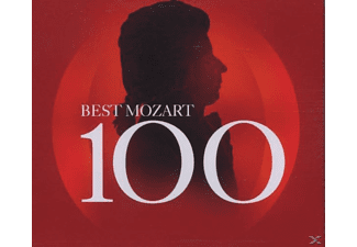 VARIOUS - 100 Best Mozart [CD]