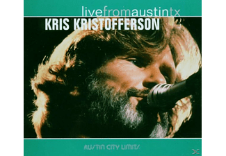 Kris Kristofferson - Live From Austin Tx [CD]